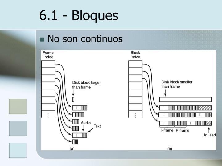 6.1 - Bloques