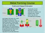 metal forming course26