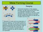 metal forming course33