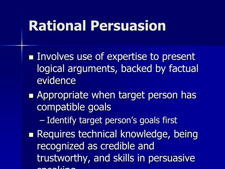 Rational Persuasion