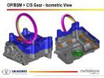 op bsm c s gear isometric view