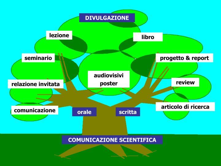 DIVULGAZIONE