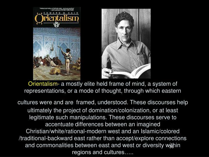Orientalism-