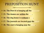 preposition hunt2