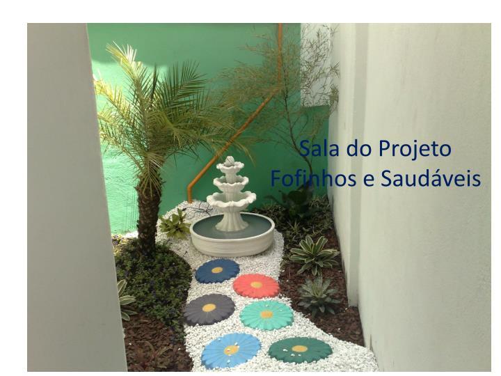 Sala do Projeto