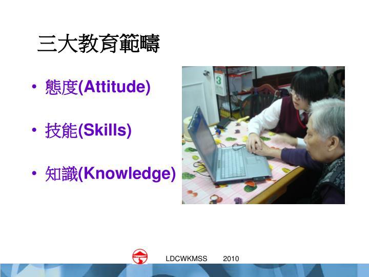 三大教育範疇