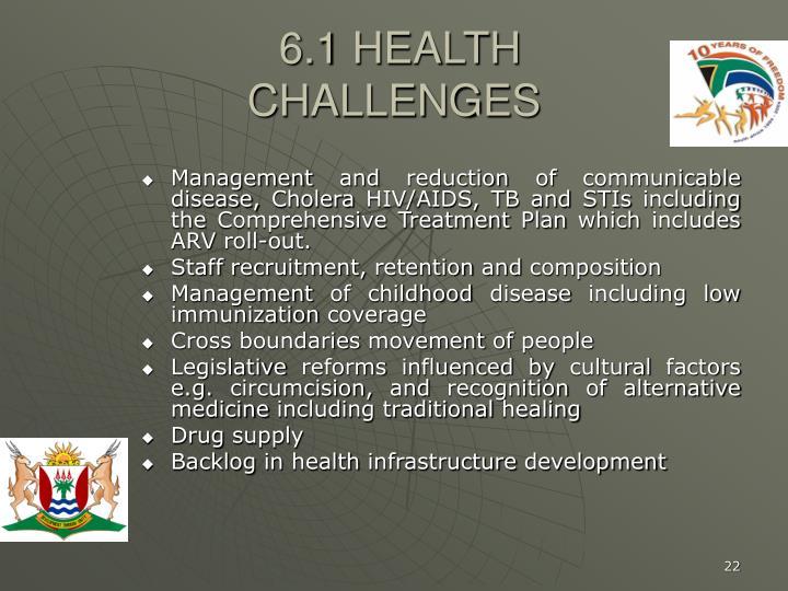 6.1 HEALTH