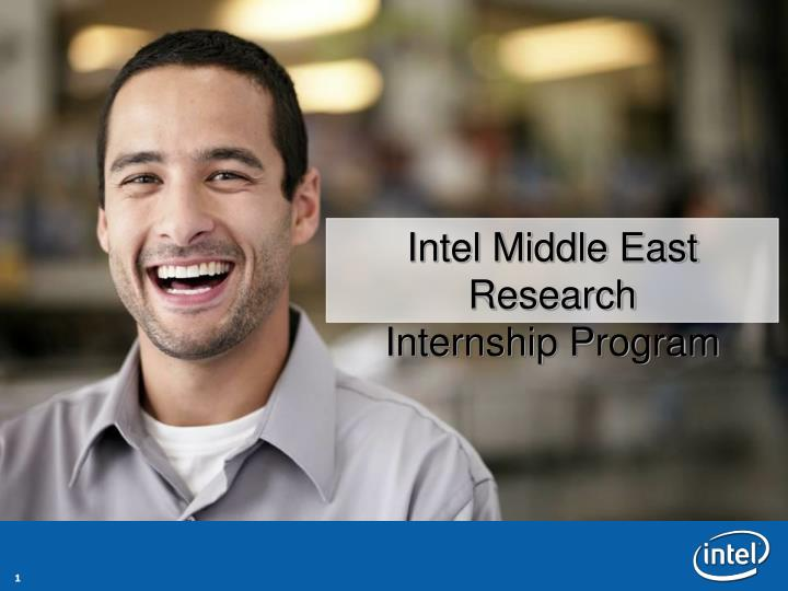 Intel Middle East Research