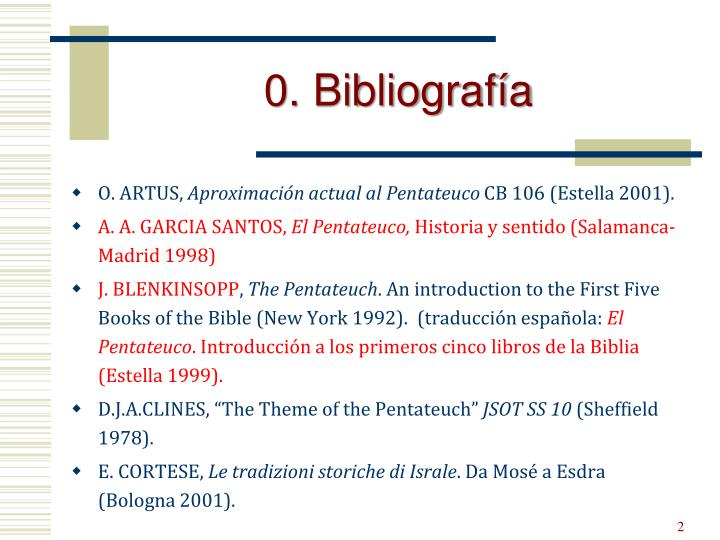0. Bibliografía