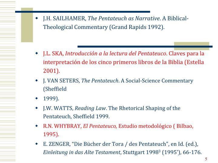 J.H. SAILHAMER,