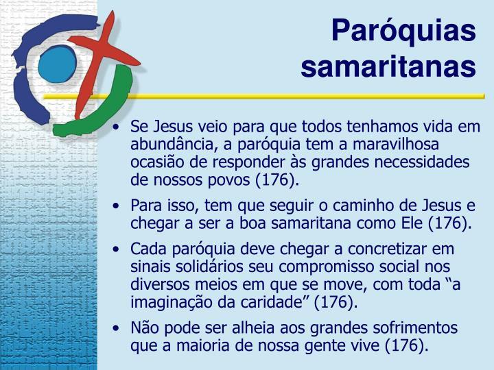 Paróquias