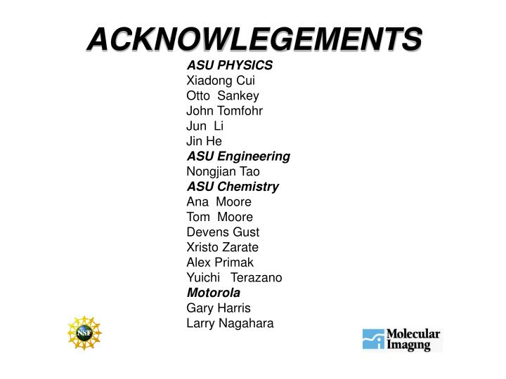 ASU PHYSICS
