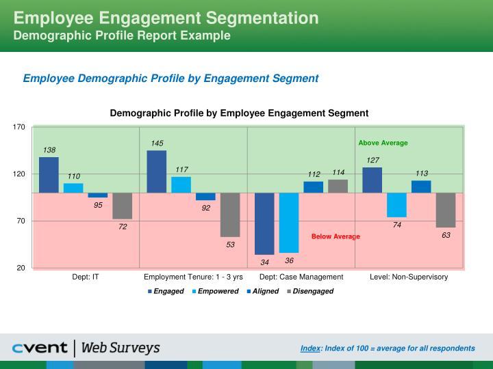 Employee Engagement Segmentation