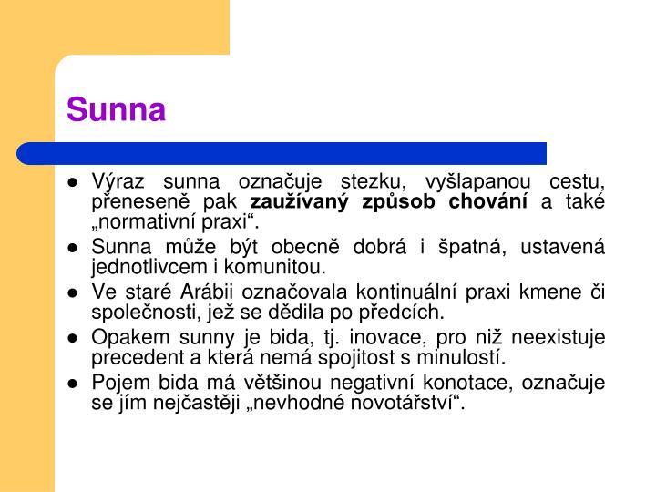 Sunna
