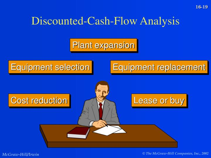 Discounted-Cash-Flow Analysis