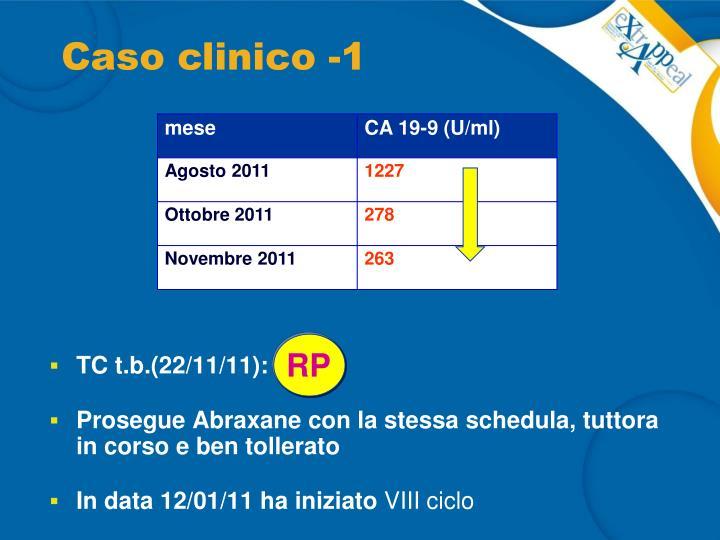 TC t.b.(22/11/11):