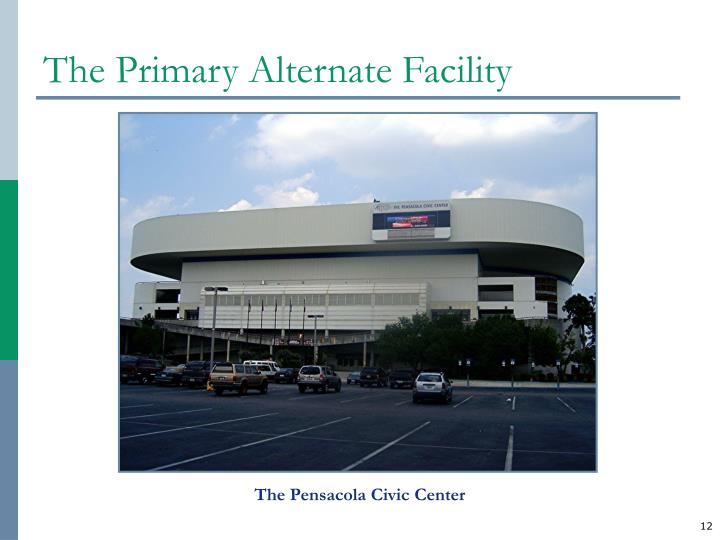 The Primary Alternate Facility