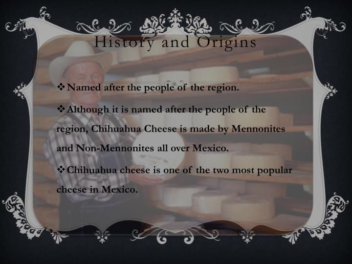 History and Origins