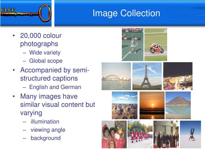 20,000 colour photographs