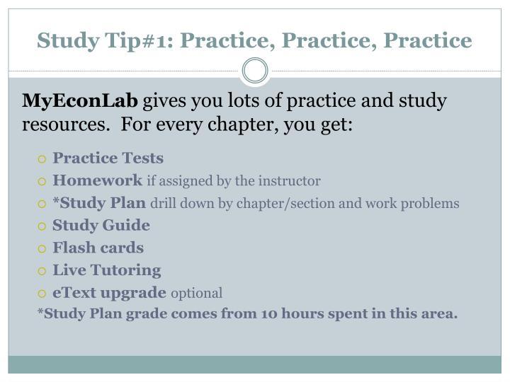 Study Tip#1: Practice, Practice, Practice
