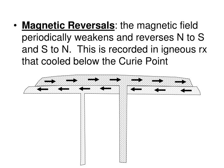 Magnetic Reversals