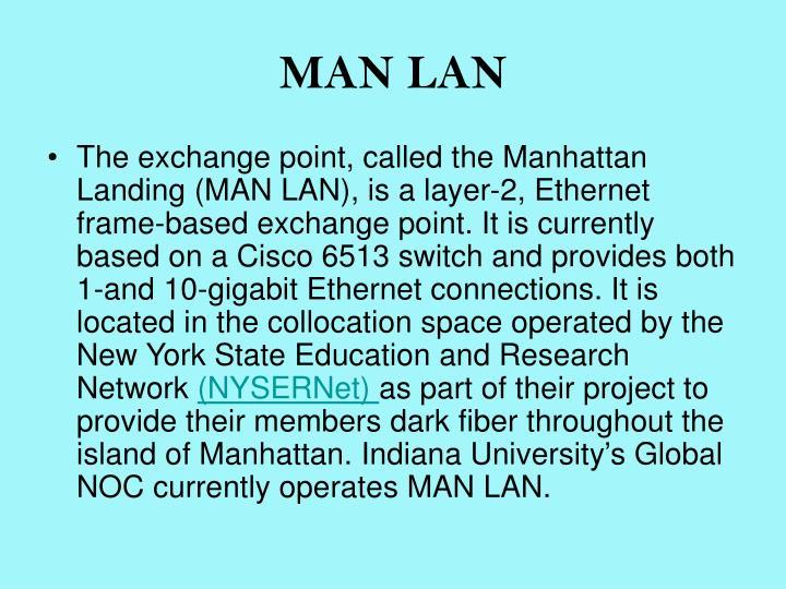 MAN LAN