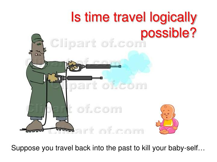 Is time travel logically possible?