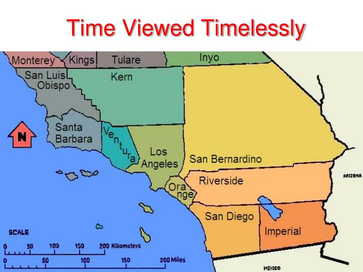 Time Viewed Timelessly
