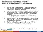 initial conclusions and recommended vision to 2020 for cornwall s outdoor pools