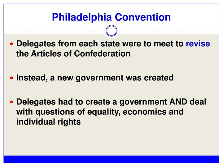 Philadelphia Convention