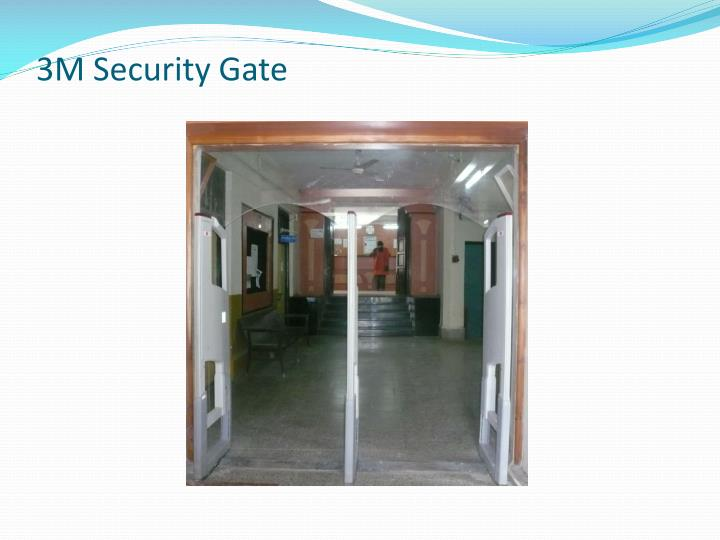 3M Security Gate