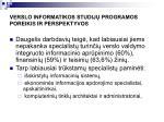 verslo informatikos studij programos poreikis ir perspektyvos1