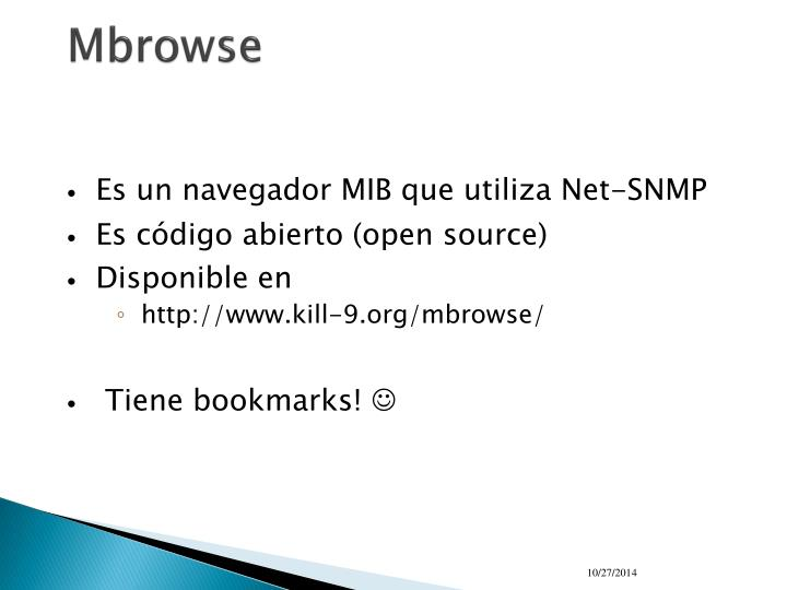 Mbrowse