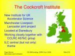 the cockcroft institute