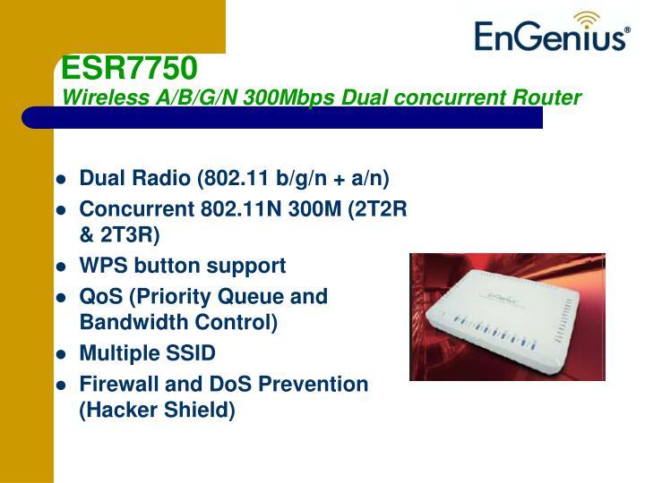 ESR7750