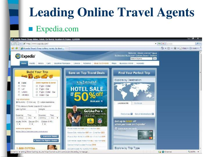 Leading Online Travel Agents