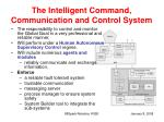 the intelligent command communication and control system