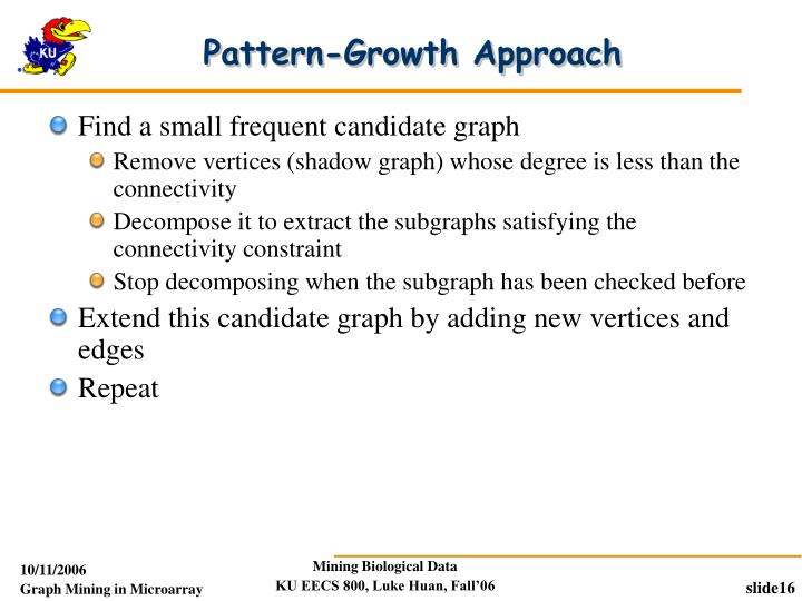 Pattern-Growth Approach