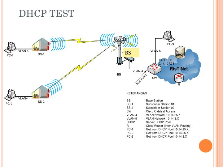 DHCP TEST