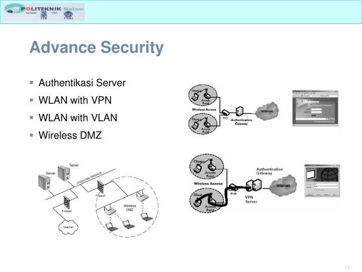 Advance Security