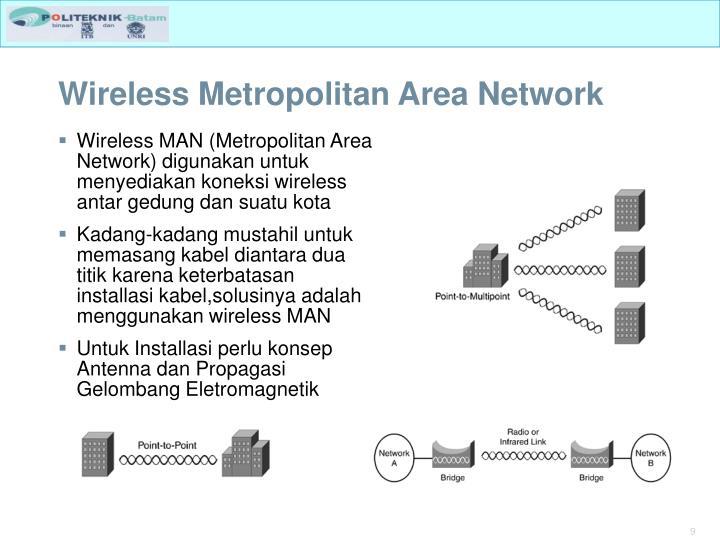 Wireless Metropolitan Area Network