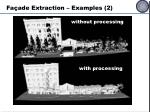 fa ade extraction examples 2