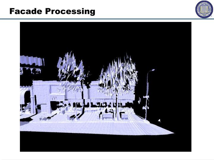 Facade Processing