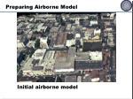 preparing airborne model1