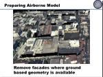 preparing airborne model2