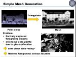 simple mesh generation1