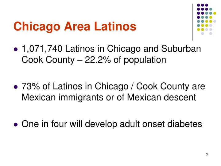 Chicago area latinos
