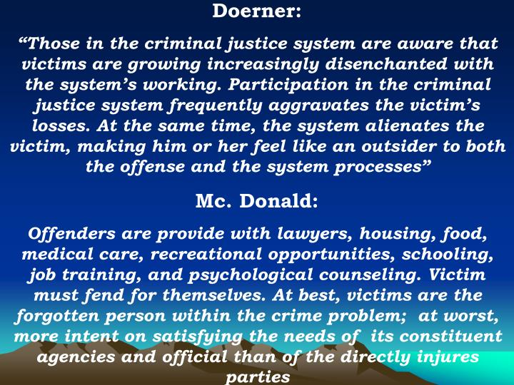 Doerner: