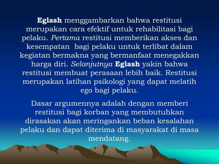 Eglash