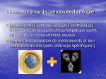 mat riaux pour la nanobiotechnologie2